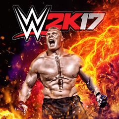 WWE 2K17(英語版) ジャケット画像