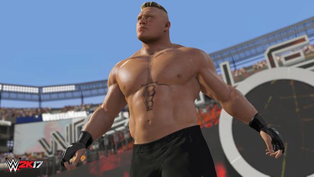 WWE 2K17 デジタル デラックス(英語版) ゲーム画面3