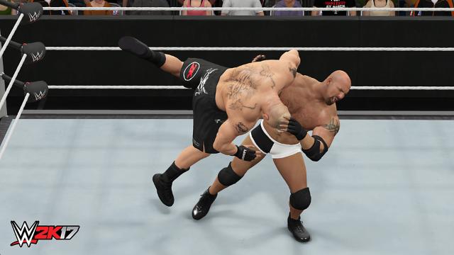 WWE 2K17 デジタル デラックス(英語版) ゲーム画面2