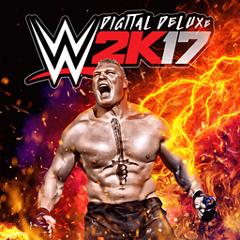 WWE 2K17 デジタル デラックス(英語版) ジャケット画像