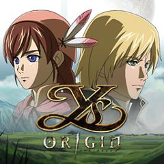 Ys Origin ジャケット画像