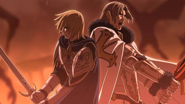 Ys Origin ゲーム画面2