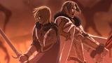 Ys Origin ゲーム画面1