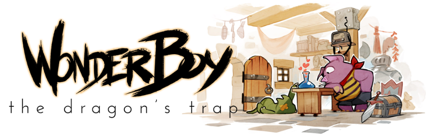 Wonder Boy: The Dragon's Trap バナー画像