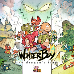 Wonder Boy: The Dragon's Trap ジャケット画像