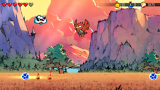 Wonder Boy: The Dragon's Trap ゲーム画面1