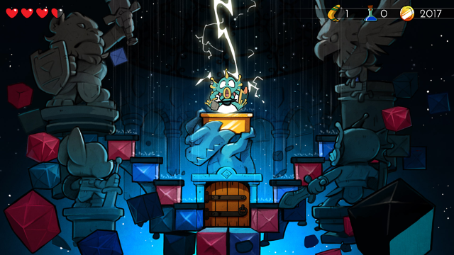 Wonder Boy: The Dragon's Trap ゲーム画面7