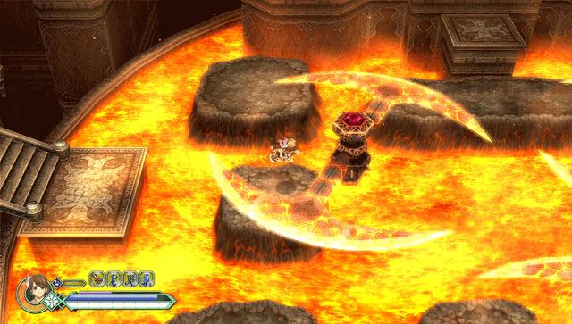 Ys Origin ゲーム画面3
