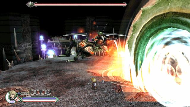 Ys Origin ゲーム画面4