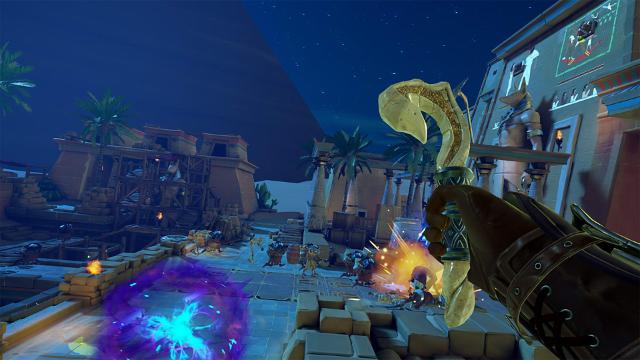 Ancient Amuletor ゲーム画面3