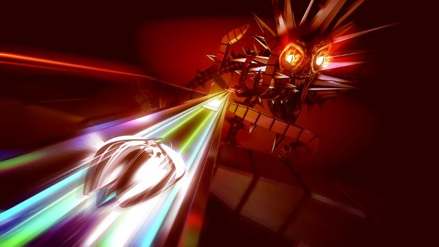 THUMPER リズム・バイオレンスゲーム ゲーム画面3