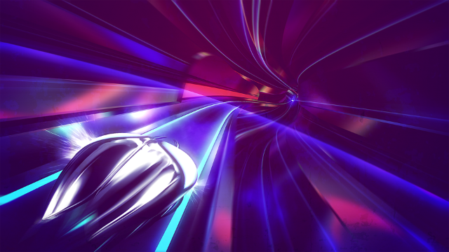 THUMPER リズム・バイオレンスゲーム ゲーム画面4