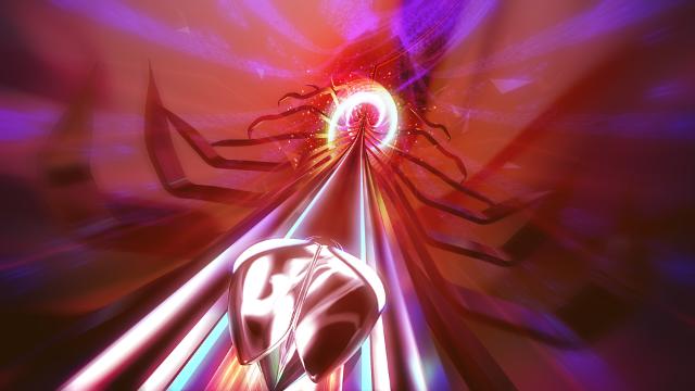 THUMPER リズム・バイオレンスゲーム ゲーム画面6