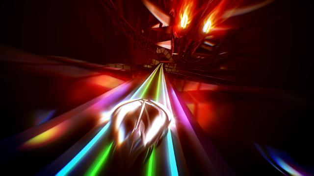 THUMPER リズム・バイオレンスゲーム ゲーム画面7