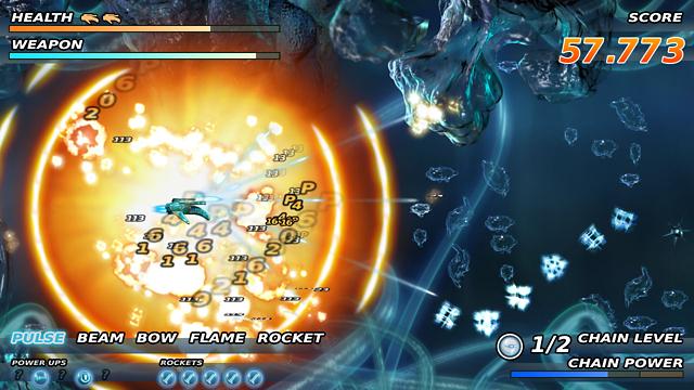 Soldner-X: Himmelssturmer ゲーム画面5