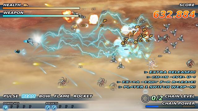 Soldner-X: Himmelssturmer ゲーム画面6