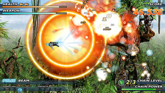 Soldner-X: Himmelssturmer ゲーム画面8