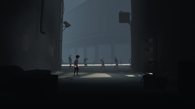 INSIDE ゲーム画面3