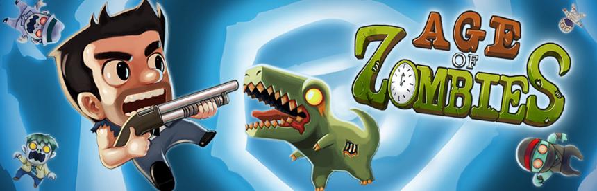 Age Of Zombies バナー画像