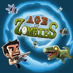 Age Of Zombies ジャケット画像
