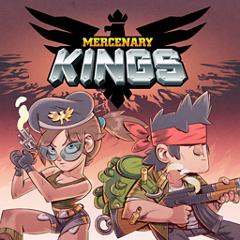 Mercenary Kings (マーセナリーキングス) ジャケット画像