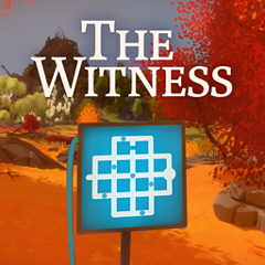 The Witness ジャケット画像