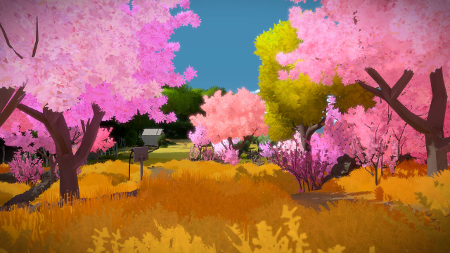 The Witness ゲーム画面4