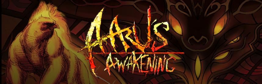 Aaru's Awakening バナー画像