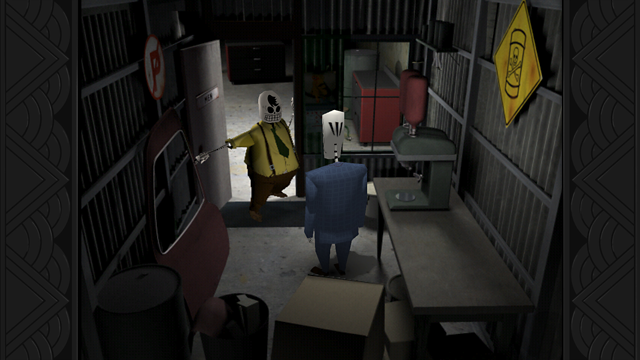 Grim Fandango Remastered ゲーム画面3