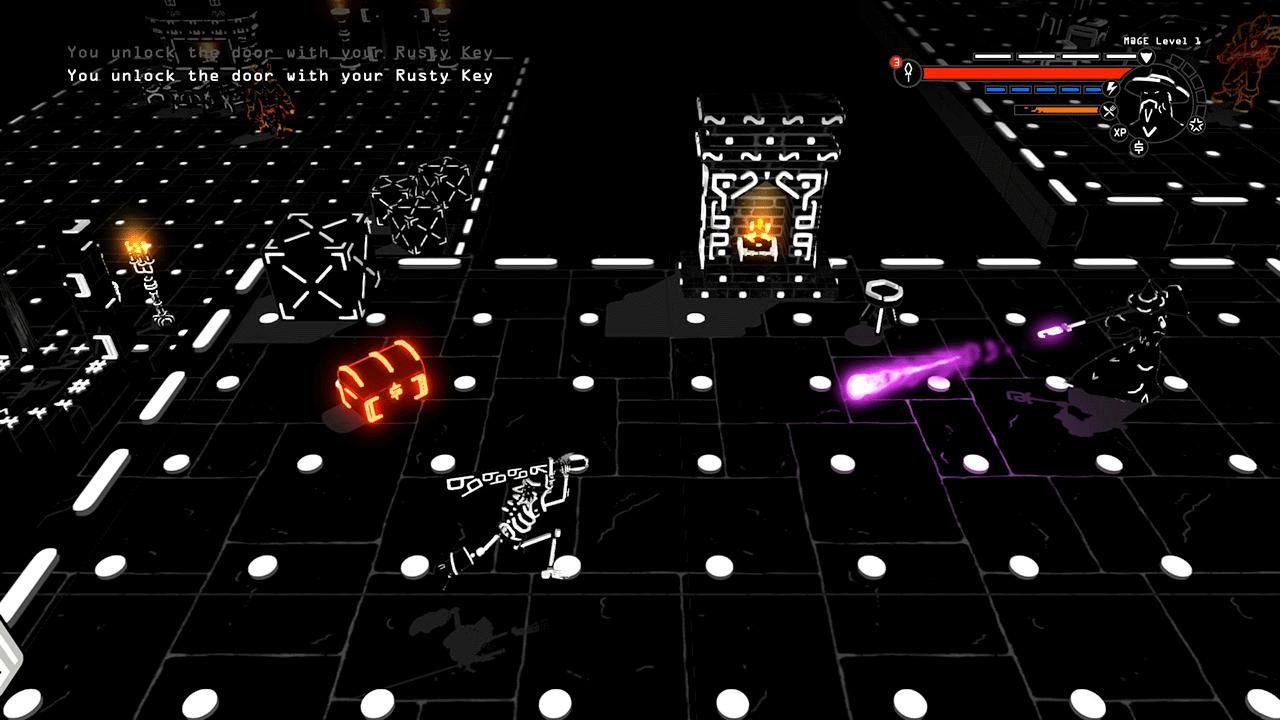 『Brut@l』ゲーム画面