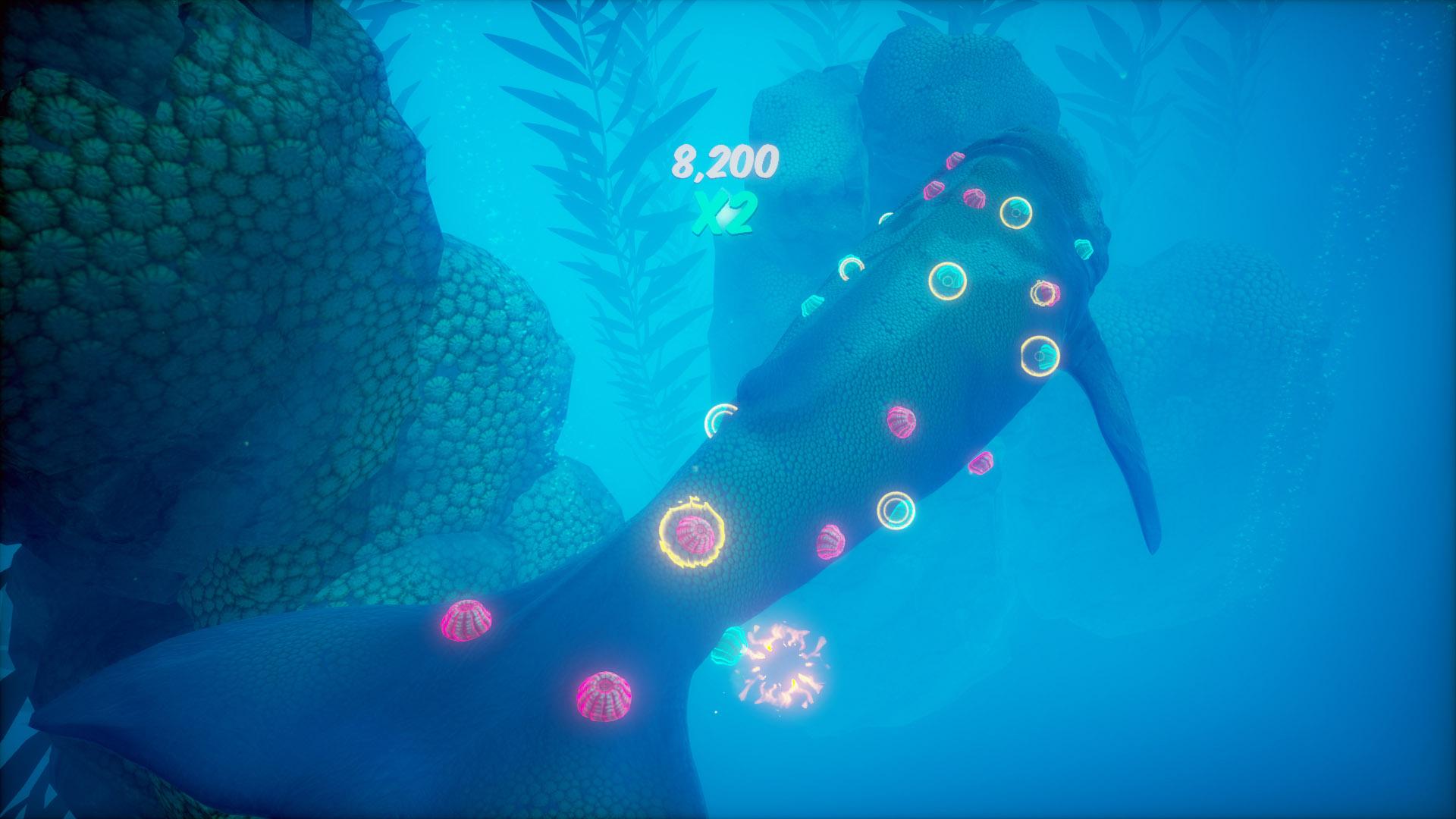 『DEXED』ゲーム画面