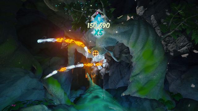 DEXED ゲーム画面2