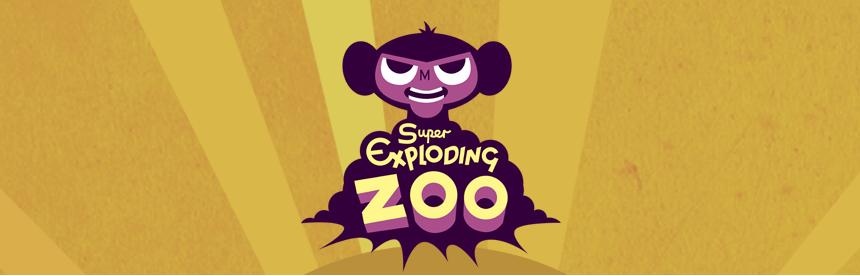 Super Exploding Zoo バナー画像