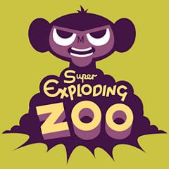 Super Exploding Zoo ジャケット画像