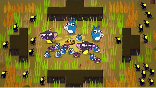 Super Exploding Zoo ゲーム画面3