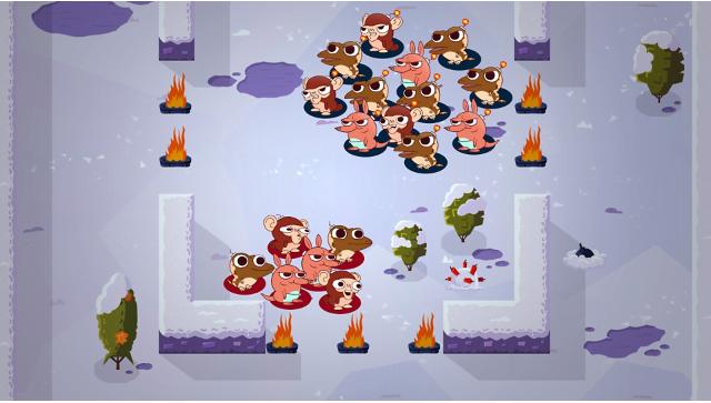 Super Exploding Zoo ゲーム画面5