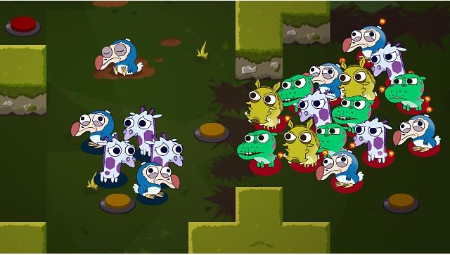 Super Exploding Zoo ゲーム画面8