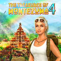 The Treasures of Montezuma 4 ジャケット画像
