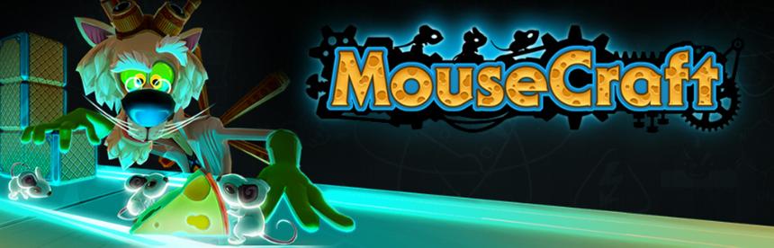 Mousecraft バナー画像