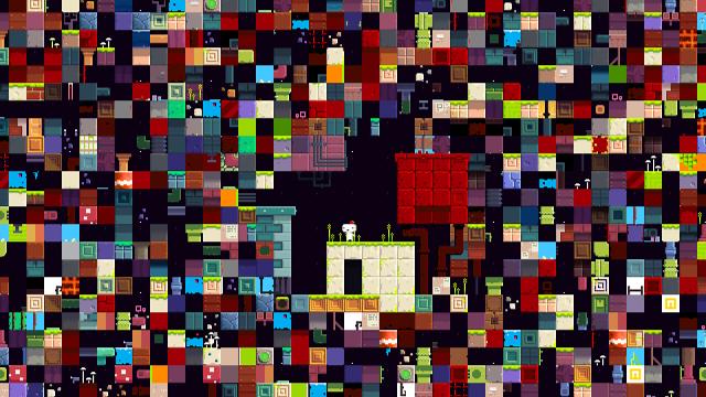 FEZ ゲーム画面4