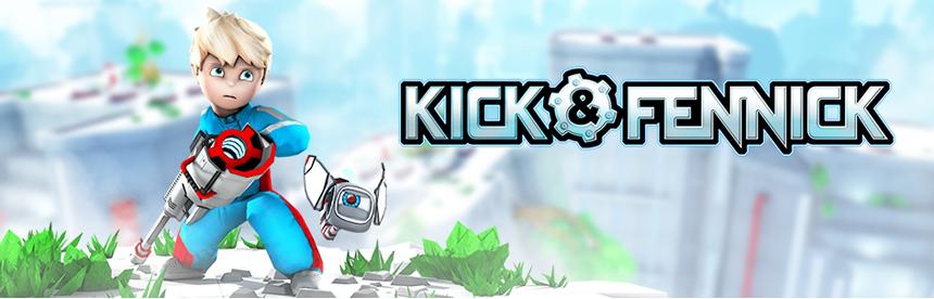 Kick & Fennick バナー画像