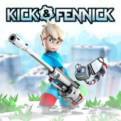 Kick & Fennick ジャケット画像