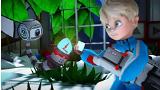 Kick & Fennick ゲーム画面1