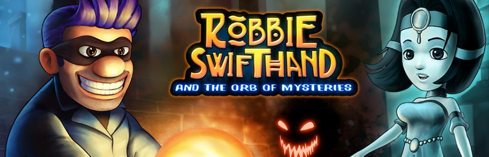 ロビー・スウィフトハンドとオーブの謎