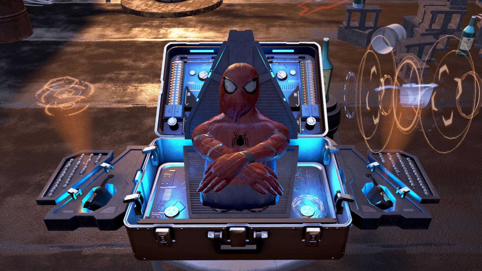Spider-Man: Homecoming - Virtual Reality Experience_body_1