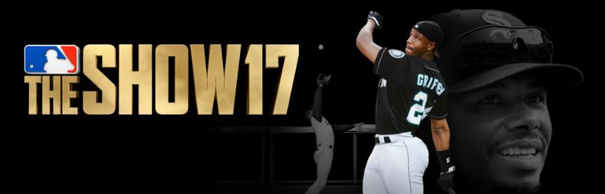 MLB THE SHOW 17(英語版) バナー画像