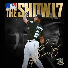 MLB THE SHOW 17(英語版) ジャケット画像