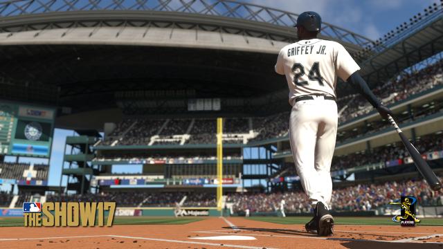 MLB THE SHOW 17(英語版) デラックスエディション ゲーム画面1