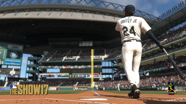 MLB THE SHOW 17(英語版) ゲーム画面1