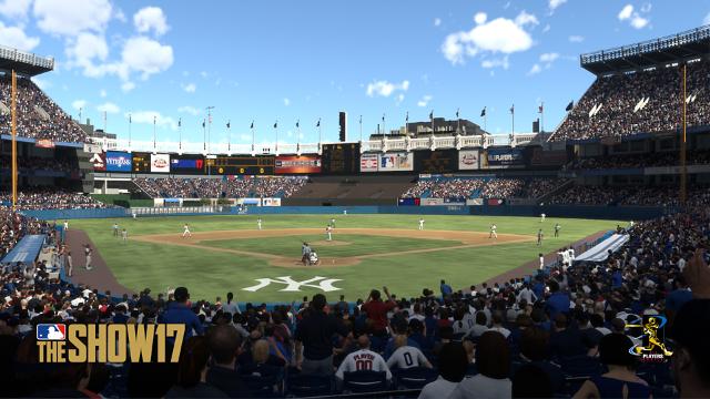 MLB THE SHOW 17(英語版) ゲーム画面2